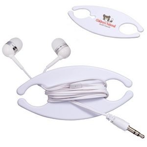 Earbuds On-A-Caddy