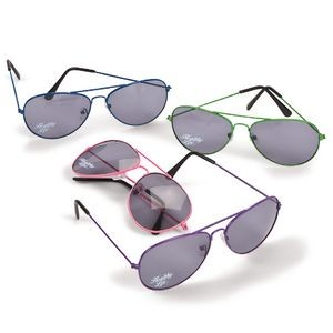 Colorful Aviator Glasses