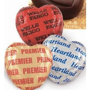 Belgian Chocolate Candy Gift Hearts (Valentine's Day)