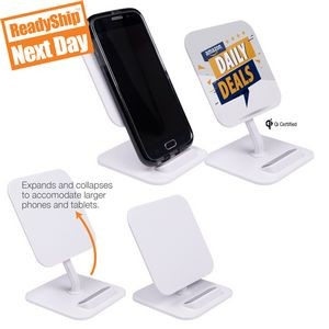 Qi Stand Wireless Charger - Qi Certified